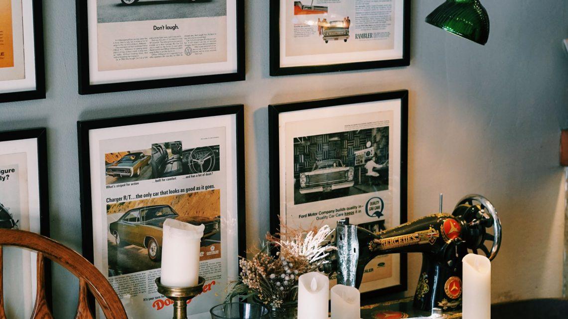 5 Tips voor het kiezen van kunstwerken voor elke ruimte in je huis