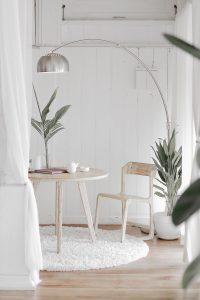 lichte kleuren voor interieur